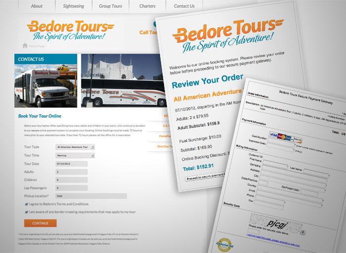 Bedore Tours Buffalo