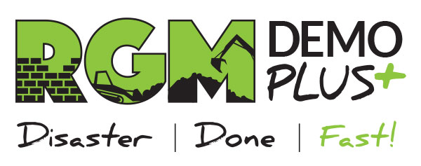 RGM Demo Plus Logo Brand
