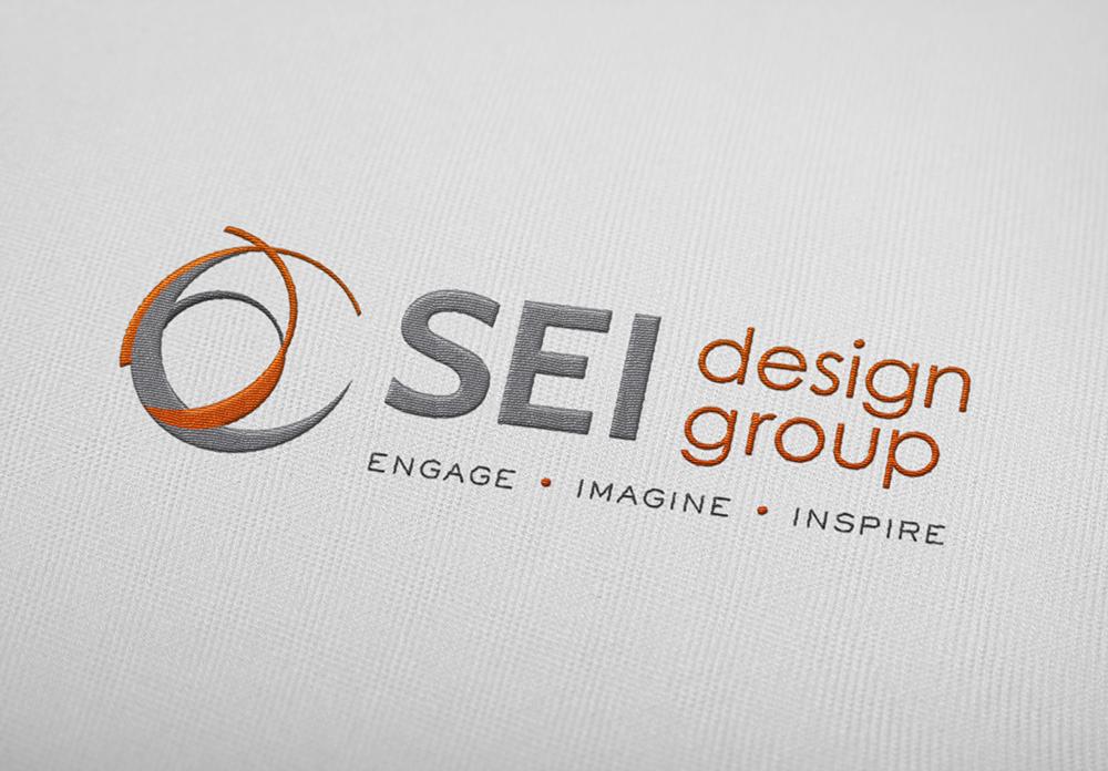 SEI Logo Embroidery