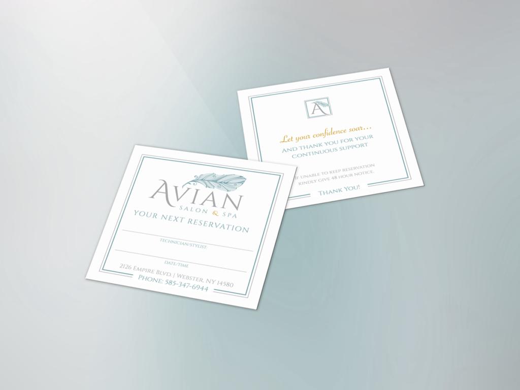 Avian_Salon_reservation_card